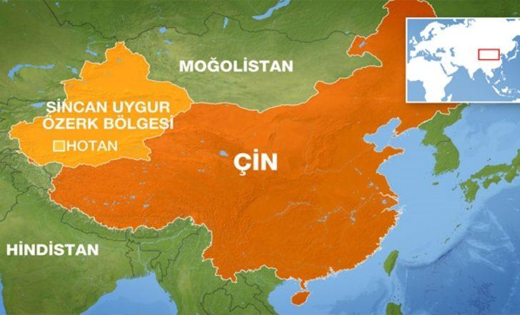 Çində 6,4 bal gücündə zəlzələ baş verib