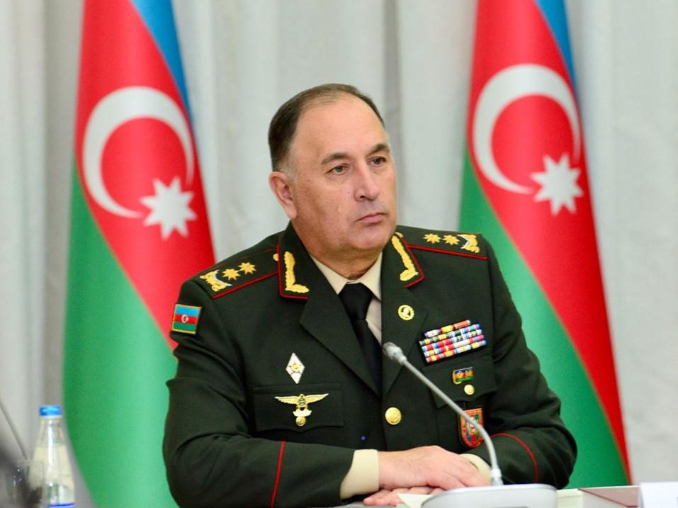 Керим Велиев назначен главой Генерального штаба ВС Азербайджана