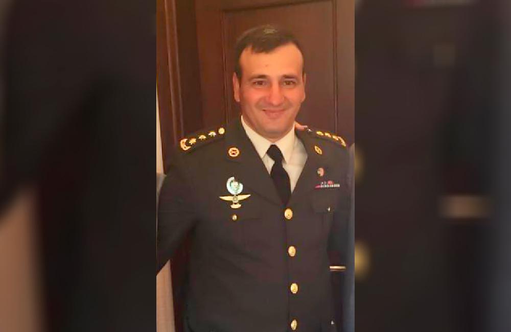 General-mayor Həşimov Polad şəhid olub