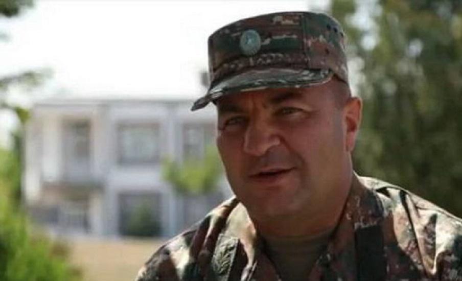 Erməni general Qarabağda öldürüldü