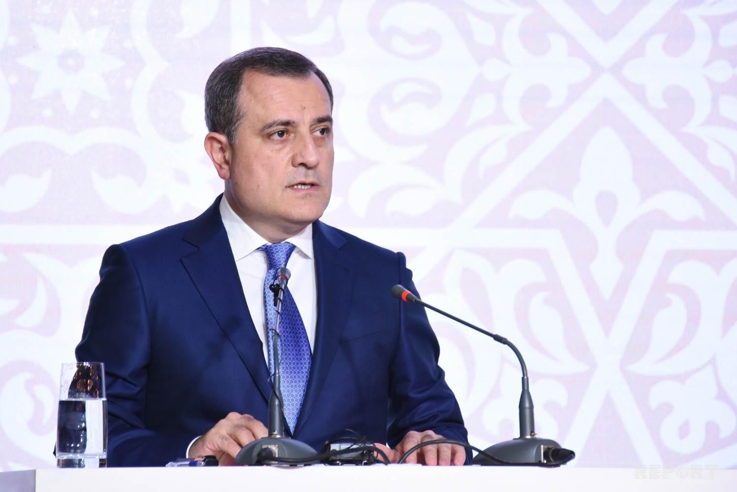 Ceyhun Bayramovun Türkiyəyə səfəri başlayıb - FOTO
