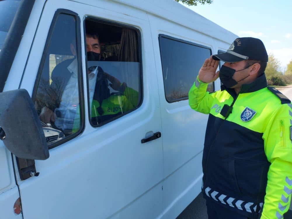 Xocalı polisi reyd keçirib - FOTO