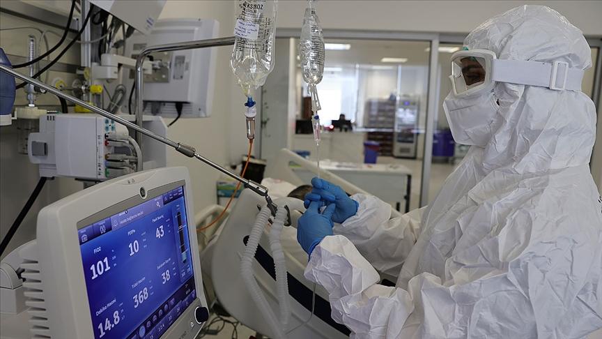 Türkiyədə koronavirusa yoluxanların sayı azaldı