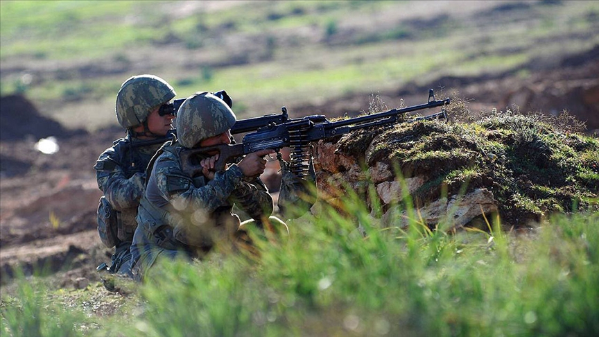 Türk komandolar Suriyada 3 terrorçunu məhv etdi