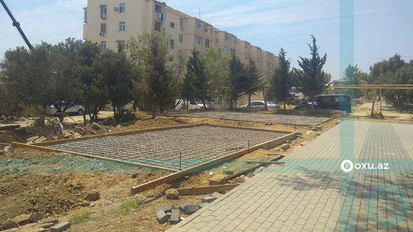 Polad Həşimov parkının açılacağı vaxt məlum oldu - FOTO