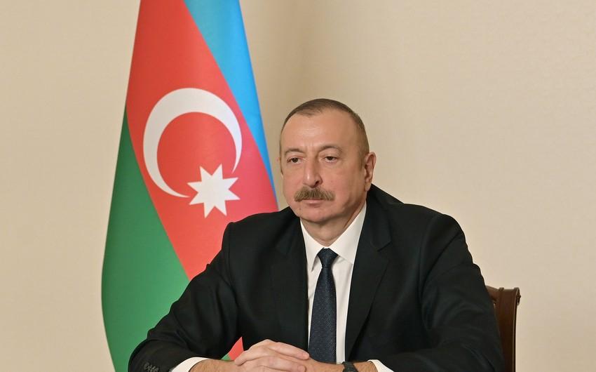 """Prezident: """"Naftalan şəhəri turizm mərkəzlərindən birinə çevrilməlidir"""""""