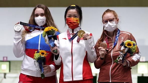 Tokio-2020-nin ilk qızıl medalçısı bəlli oldu - FOTO