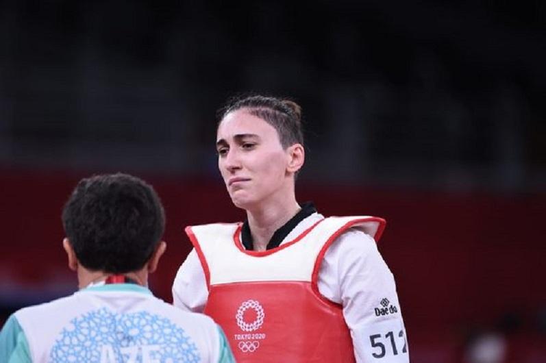 Bayraqdarımız Olimpiadada mübarizəni dayandırdı - FOTO
